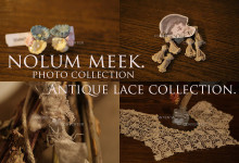 nolum meek.Photo Collection.& Antique Lace Photo Collection/熊本カフェバーShe is Lilly.ハンドメイド雑貨